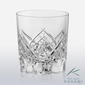 ( カガミクリスタル ) ロックグラス ( T769-2827 ) クリスタル グラス|gift-only