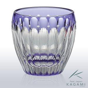 父に鍋屋馨を持つ伝統工芸士界のサラブレッド、鍋屋聰氏の江戸切子グラスは、クリスタルガラスの特性を活か...