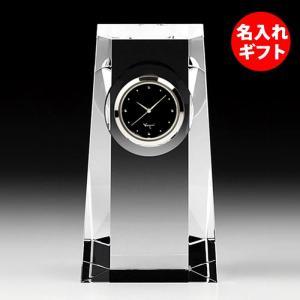 ( カガミクリスタル / ガラス ) クロック ...の商品画像