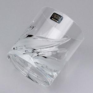 ( ダ / ヴィンチクリスタル / イタリア ) セトナ / オールドファッション290cc ロックグラス gift-only