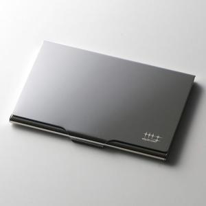磨き屋シンジケート / プレミアム名刺入れ ステンレス カードケース gift-only