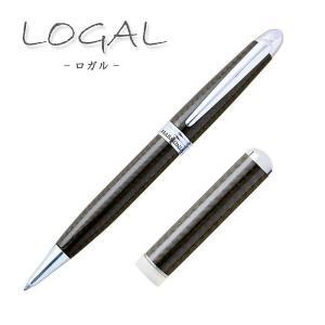 ( HARMONIA ハルモニア ) LOGAL ロガル / ボールペン+ハンコ12mm セット ( シルバー ) gift-only
