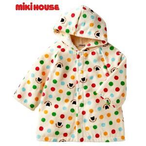 ( ミキハウス mikihouse ) バスローブ ( 40-3807-565 )|gift-only