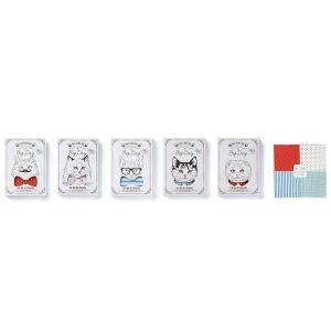 ( プチギフト / 10個より ) Nice Cats! ( ハンカチ ) プレゼント 記念品 パーティー|gift-only