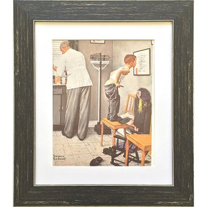 ( アートフレーム ) Norman Rockwell ノーマン・ロックウェル|gift-only