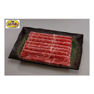 ( 産地直送 お取り寄せグルメ ) 滋賀県産 近江牛すきやき 牛カタ 約700g