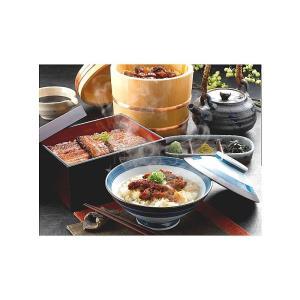 ( 産地直送 お取り寄せグルメ ) 愛知県 うなぎ割烹「一愼」特製蒲焼・鰻のひつまぶし
