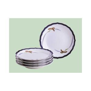 ブランド名:香蘭社 サイズ:径15.5cm 原産国:日本 材質:磁器 内容:皿5個 箱仕様:化粧箱