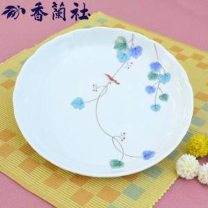 ブランド名 香蘭社 サイズ 高3.5cm径23cm 原産国 日本 材質 磁器 内容 盛皿 1個 箱仕...