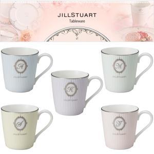 ジルスチュアート(JILL STUART) イニシャルマグカップ 290cc 51916-2773|gift-shop-yamato