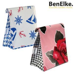 新柄登場!ランチバッグ オーストラリア製メキシカンオイルクロス素材 BenElke 毎日のお散歩や仕事にも 毎日見たい可愛いプリントバッグ gift-trine-pro