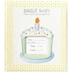 出産祝専用 カタログギフト ベビーカタログ Smile Baby ケーキ  包装・のし・メッセージカード無料 送料TYPE-A giftcastle