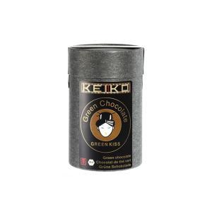 オーガニック 緑茶 抹茶 チョコレート 10個入
