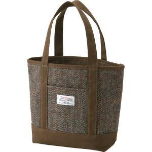 ハリスツイード トートバッグ グレー  HT6150  (ギフト対応不可)|ギフトマン PayPayモール店