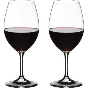 リーデル オヴァチュア ペアレッドワイン   6408/00-2