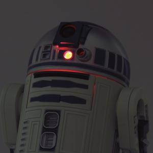 R2‐D2 アクション目覚まし時計 ブルー 8...の詳細画像3