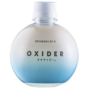 OXIDER オキサイダー 置型 320ml 空間除菌 玄関 トイレ 【送料無料】  【ギフト対応不...