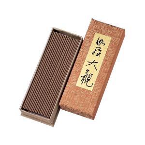 日本香堂 伽羅大観 バラ詰 線香 【ギフト対応不可】【送料無料】