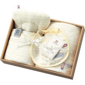 今治謹製 ボタニカルガーゼ ギフトセット ベージュ BG8027BE   香典返し 法事引き出物 ギフト 贈り物 贈答品 内祝い 結婚祝い 出産祝い 御祝 giftnomori