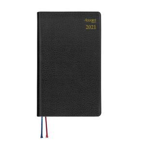 ダイゴー 2020年9月始まり Appoint 1週間+横罫 手帳サイズ ブラック E1751 giftnomura