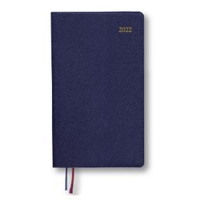 ダイゴー 2021年9月始まり Appoint 1週間バーチカル 手帳サイズ ネイビー E1756|giftnomura