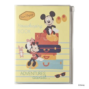 ダイゴー ディズニー家計簿 A5 ミッキー&ミニー J2120|giftnomura