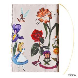 ●ダイゴー おとなのディズニー雑貨 ピレアグラウカ ブックカバー アリス N1664【SALE】|giftnomura