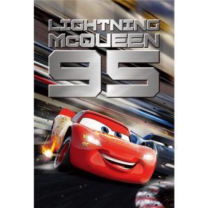 ■ダイゴー S3760  3Dポストカード カーズ3/クロスロード 001 Lightning McQueen  【SALE】|giftnomura
