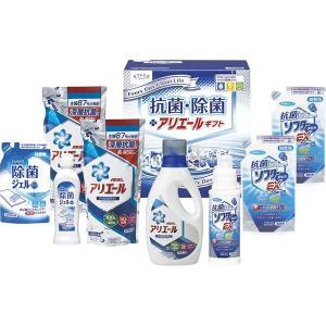 内容 * P&Gアリエールジェル詰替用(720g)・抗菌ソフターEX詰替用(350g)×各2、P&G...