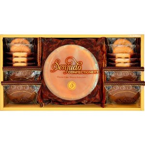 内容 * チェスクッキー×6、ソフトケーキ(チョコ)・チョコチップクッキー×各4、チーズケーキ×1 ...
