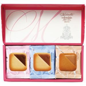 銀座コロンバン東京 チョコサンドクッキー(メルヴェイユ)15枚入|giftshop