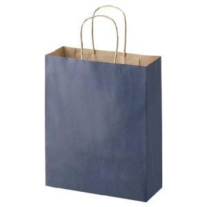 手提げ袋 紺M 32×11.5×32cm 単品購入不可|giftshop