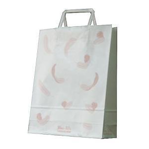 手提げ袋 ピンク 26×7.5×31.5cm 単品購入不可|giftshop
