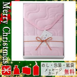 クリスマス プレゼント 敷きパッド ギフト 2020 敷きパッド 抗菌防臭わた入り さらさらニットワッフル敷パット|giftstyle
