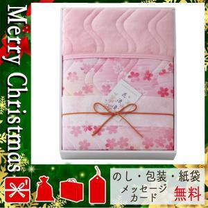 クリスマス プレゼント 敷きパッド ギフト 2020 敷きパッド 抗菌防臭わた入り 年間使えるリバーシブル敷パット|giftstyle