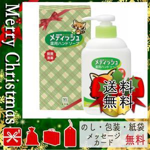 クリスマス プレゼント ハンドソープ ギフト 2020 ハンドソープ メディッシュ 薬用ハンドソープ(250ml)|giftstyle