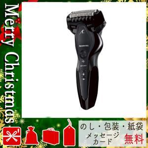 クリスマス プレゼント メンズシェーバー電気本体 ギフト 2020 メンズシェーバー電気本体 パナソニック メンズシェーバー ラムダッシュ3枚刃 黒|giftstyle