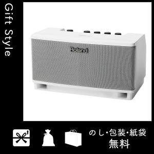 キーボードアンプ ローランド ROLAND モニターアンプ CUBE Lite Monitor CUBE-LM-WH 音楽 楽器 機器 機材|giftstyle