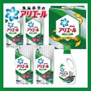 快気祝い 洗剤 ギフト 内祝い 洗剤 人気 P&G アリエール 液体洗剤 部屋干し用ギフト PGLD-30 S381-01|giftstyle