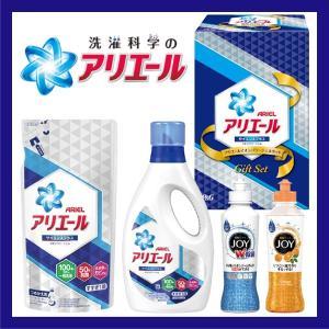 快気祝い 洗剤 ギフト 内祝い 洗剤 人気ギフト P&G アリエールイオンパワージェルセット PGIG-20|giftstyle