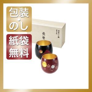 内祝い 快気祝い お返し 出産祝い 結婚祝い お猪口 ぐい飲み 漆磨 円(madoka) お猪口ペアセット|giftstyle