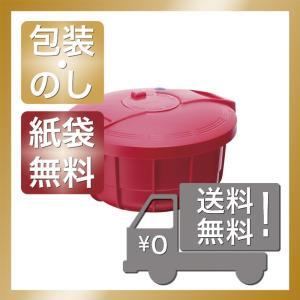 内祝い 快気祝い お返し 出産祝い 結婚祝い 電子レンジ調理用品 マイヤー 電子レンジ圧力鍋2.3L イタリアンレッド|giftstyle