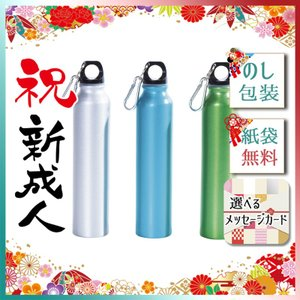 七五三 お祝い お返し 内祝 2019 水筒 スリムボトル350ml(1P)|giftstyle