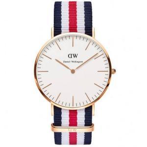 DANIEL WELLINGTON ダニエル・ウェリントン 0102dw ANALOG Canterbury Classic MENS カンタベリー クラシック 腕時計 メンズ アナログ|gifttime