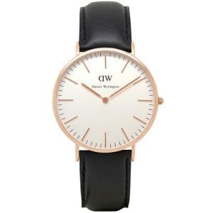 DANIEL WELLINGTON ダニエル・ウェリントン 0107dw ANALOG Classic Sheffield MENS シェフィールド 腕時計 メンズ アナログ|gifttime