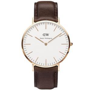 DANIEL WELLINGTON ダニエル・ウェリントン 0109dw ANALOG Classic Bristol MENS ブリストル 腕時計 メンズ アナログ|gifttime