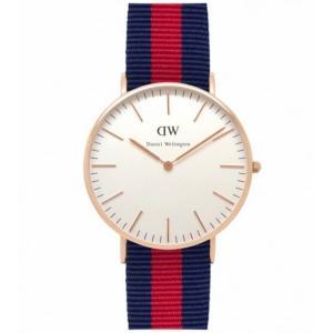 DANIEL WELLINGTON ダニエル・ウェリントン 0501dw ANALOG Classic Oxford  クラシック オックスフォード 腕時計 レディース アナログ|gifttime