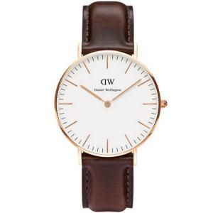 DANIEL WELLINGTON ダニエル・ウェリントン 0511dw ANALOG Classic Bristol  クラシック ブリストル 腕時計 レディース アナログ|gifttime