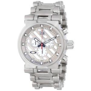OAKLEY オークリー 10-046 Mens HOLLOW POINT  ホローポイント 腕時計 アナログ メンズ|gifttime