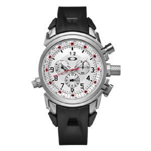 OAKLEY オークリー 10-059 12 Guage(トゥエルブゲイジ) Mens  クロノグラフ 腕時計 メンズ|gifttime